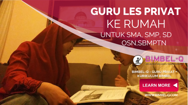 GURU LES PRIVAT DI Kenanga Tangerang : INFO BIMBEL DAN JASA GURU LES PRIVAT UNTUK SMP