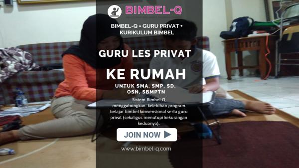 GURU LES PRIVAT DI Kepulauan Seribu Jakarta Utara : INFO BIMBEL DAN JASA GURU LES PRIVAT UNTUK SMP