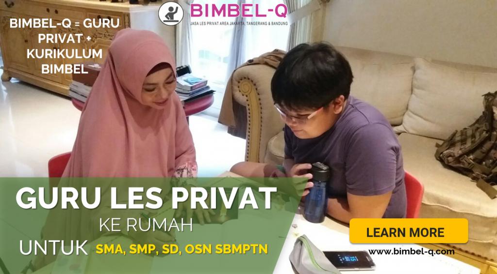 GURU LES PRIVAT DI Jati Pulo Jakarta Barat : INFO BIMBEL DAN JASA GURU LES PRIVAT UNTUK SMP
